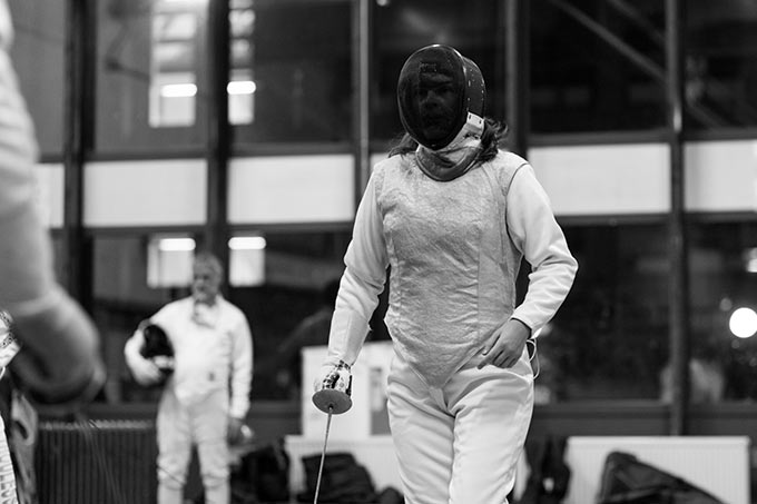 Fencing Classes